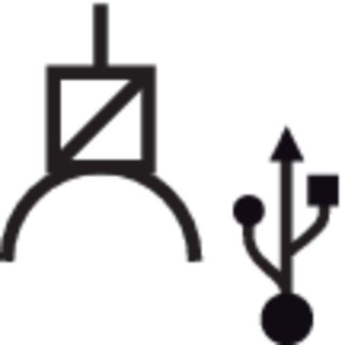 netzwerkdose symbol